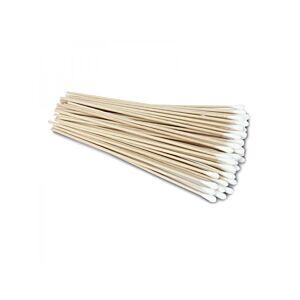 Wattenstokjes hout - 15cm - 1 kant