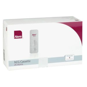 Alere Zwangerschapstest - HCG Cassette (25 mIU/ML) - 20 stuks