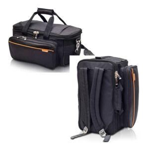 Dokterstas/Verpleegtas GP's - zwart - Elite Bags